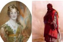 تعرف الى الأميرة الأوروبية التي رفضت الملوك وتزوجت عربياً بدوياً