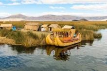 معلومات شيقة عن بحيرة تيتيكاكا
