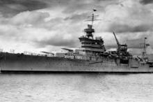 العثور على سفينة حربية أمريكية فقدت منذ 72 عاما