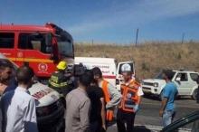 مصرع مواطن وإصابة ثلاثة آخرين في حادث سير في جنين