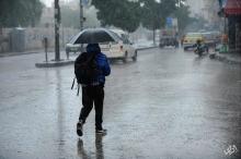 النشرة المسائية ... منخفض جوي يحمل أمطار معتبرة خلال ...