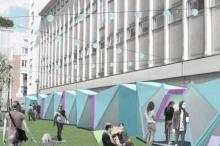 شارع ذكي يغيِّر مستقبل التسوق في لندن
