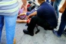مصرع مواطن بعد صدمه بباب شاحنة في الخليل