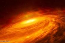 العلماء يكتشفون ثقبا أسودا فريدا من نوعه