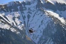مقتل اثنين في انهيار جليدي بجبال الألب
