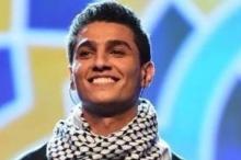 """محمد عساف يخوض تحدي """"الماء والملح"""" تضامناً مع إضراب الأسرى ..."""