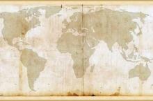 خريطة مذهلة.. كيف تبحر من أوروبا إلى نيوزلندا بخط مستقيم؟
