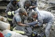 بالصور.. الزلزال يحول بلدة إيطالية إلى ركام و 250 قتيلاً