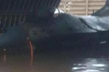 """الأمطار """"تغرق"""" مقاتلات إسرائيلية.. وخسائر مليونية"""