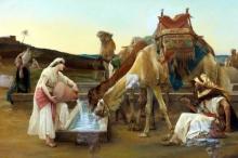 دعا العرب أولادهم حربا وكلبا وعاصية وسماهم النبي سِلما وجميلة ...