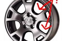 لماذا إطارات السيارات لديها هذه الثقوب؟