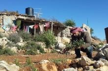 تعرف إلى القرية الفلسطينية التي تضم ثلاثة أفراد فقط