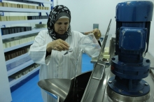 """بيت الصابون """"صِبا"""" مشروع صابون فلسطيني عضوي يضاهي العالمية"""