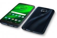موتورولا تطلق هاتفها الذكي Moto G6 الجديد