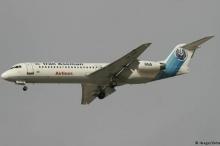 سقوط طائرة ركاب إيرانية وسط البلاد على متنها أزيد من ...