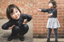 إطلاق أول خط ملابس أطفال تنمو معهم!