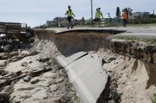 """ارتفاع ضحايا الإعصار """"ماثيو"""" في كارولاينا الشمالية"""