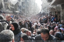 قرابة 3500 ضحية فلسطينية في سوريا منذ 2011