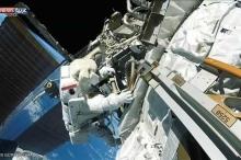 زوال الخطر من المحطة الفضائية الدولية