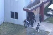 فيديو يوثق لحظة وقوع المجزرة من داخل المدرسة الأميركية.. شاهد ...