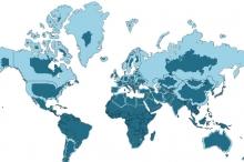 خريطة جديدة للعالم تكشف الخطأ التاريخي الفادح