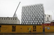 مفاجأة أمنية في السفارة الأميركية الجديدة التي كلفت مليار دولار ...