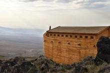 شاهد المكان الذي استقرت فيه سفينة نوح.. 100 باحث يتوصلون ...