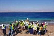 ريبورتاج: بيئيون من الأردن وفلسطين يعيشون تجربة بيئية فريدة في ...