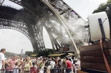 طقس خليجي في قلب أوروبا..موجة الحر في فرنسا قد تحطم ...
