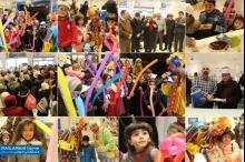 مسلماني هوم تستضيف الجمعية الخيرية الإسلامية في معرضها بالخليل