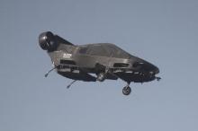 السماء تستقبل أول رحلة نقل مسافرين في طائرة بدون طيار