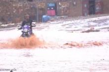 ارتفاع عدد المفقودين بسقطرى في إعصار ماكونو