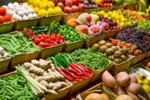 متى تكون الفواكه والخضروات مصدراً للمرض؟