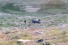 مصرع شاب و6 اصابات في حادث سير بواد النار