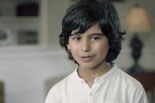 """من هو الطفل الذي ظهر في إعلان """"زين""""؟"""