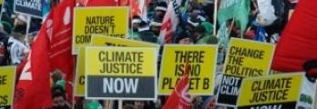 الصراع الطبقي...الاستهلاك الفاحش...وانعدام العدالة المناخية