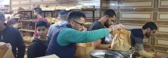 أكياس ورقية في مخبز نابلسي...تجربة واعدة ولكن!