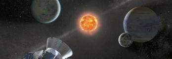 الكشف عن كوكب جديد درجة حرارته 1650 درجة مئوية وحجمه ضعف الأرض بـ23 م ...
