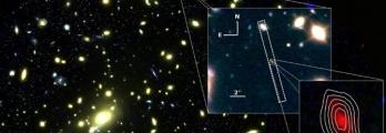 تشكل النجوم الأولى بدأ بعد 250 مليون سنة من الانفجار العظيم