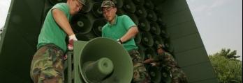 الميكروفونات التي ظلّت عقوداً تملأ بأصواتها حدود الكوريتين تم إسكاتها. ...
