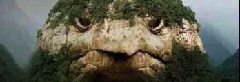 هل تستطيع معرفة إن كانت صورة هذا الجبل الشبيه برأس السلحفاة حقيقية أم ...