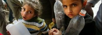 """""""عجبت لمن لا يجد الماء في بيته... كيف لا يخرج على الاحتلال شاهرا سيفه! ..."""