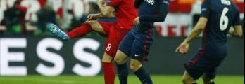 أتلتيكو مدريد ينتزع بطاقة التأهل لنهائي الأبطال رغم الخسارة من بايرن
