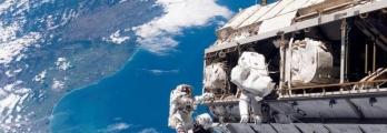 """""""عيون"""" جديدة لمحطة الفضاء الدولية!"""