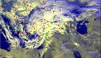 منخفض قبرصي ماطر يؤثر على البلاد فجر الثلاثاء وآخر أشد برودة نهاية الأ ...