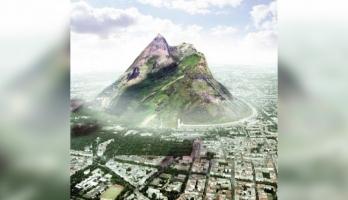 """الإمارات تنوي بناء جبل اصطناعي لزيادة الأمطار وتغيير """"مناخ المنطقة"""""""