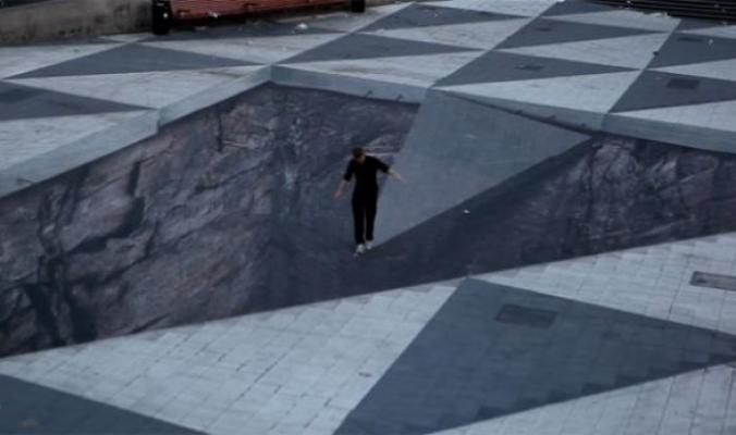احذروا من السقوط ! : مجموعة رائعة من الخدع البصرية ثلاثية الأبعاد على الطرقات