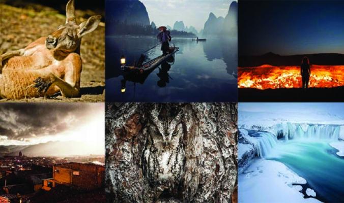 مسابقة ناشيونال جيوغرافيك 2013: مختارات لصور مدهشة من جميع أنحاء العالم