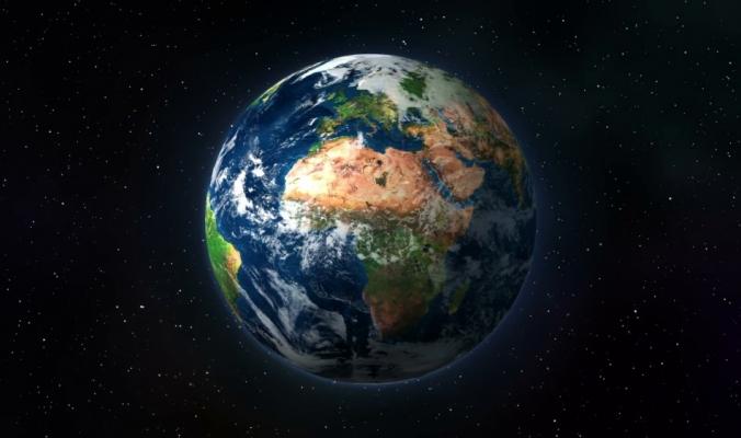 لماذا تدور الكواكب حول نفسها؟