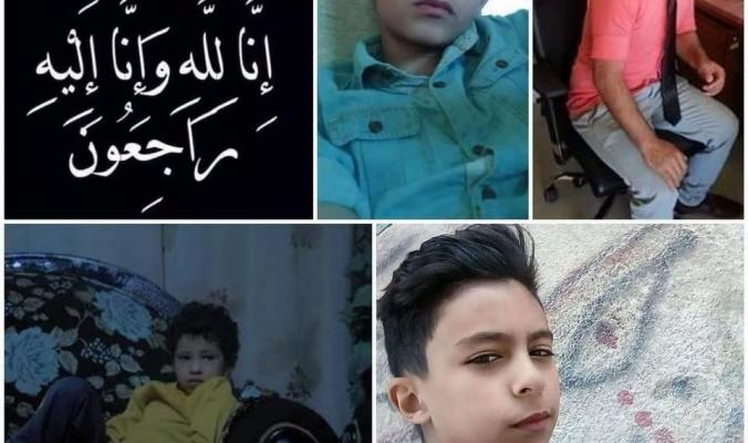 مصرع أب من نابلس وأبنائه الثلاثة في حادث سير مروع في الأردن